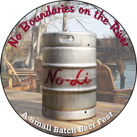 """No Boundaries on the River"" Small Batch Beer Fest"