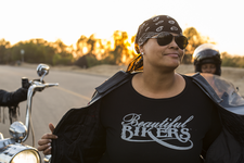 Black Girls Ride Magazine logo