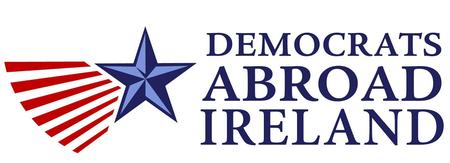 Quietly with Democrats Abroad Ireland at the Abbey Thea...