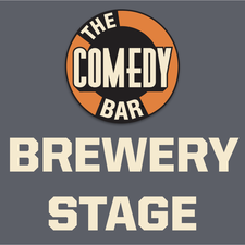 The Comedy Bar - Brewery Stage logo