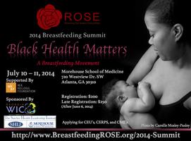 Black Health Matters: A Breastfeeding Movement