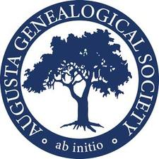 Augusta Genealogical Society  logo