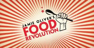Jamie Oliver's Food Revolution Cooking Event! (Ages...