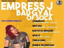Empress J Music Events | Eventbrite