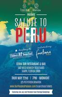 Salute to Peru!  Benefitting Children's Dream Fund