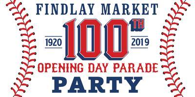 Findlay Market 100th Parade Party Tickets & Mercha