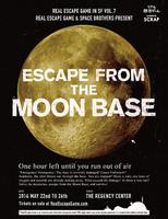 Real Escape Game SF Vol.7 - Escape from the Moon Base