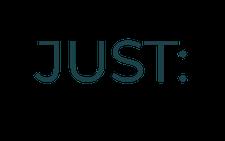 JUST: logo