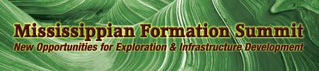Infocast's Mississippian Formation Summit