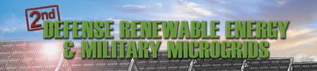 Infocast's 2nd Defense Renewable Energy & Military...