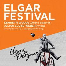 The Elgar Festival logo