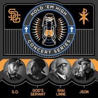Hold Em' High Los Angeles / Shai Linne Album Release