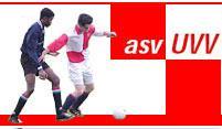 UVV voetbal logo
