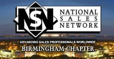 National Sales Network- Birmingham Chapter logo