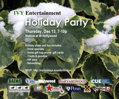 7th Annual IVY Entertainment Holiday Party