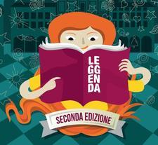 LEGGENDA | FESTIVAL DELLA LETTURA E DELL'ASCOLTO logo