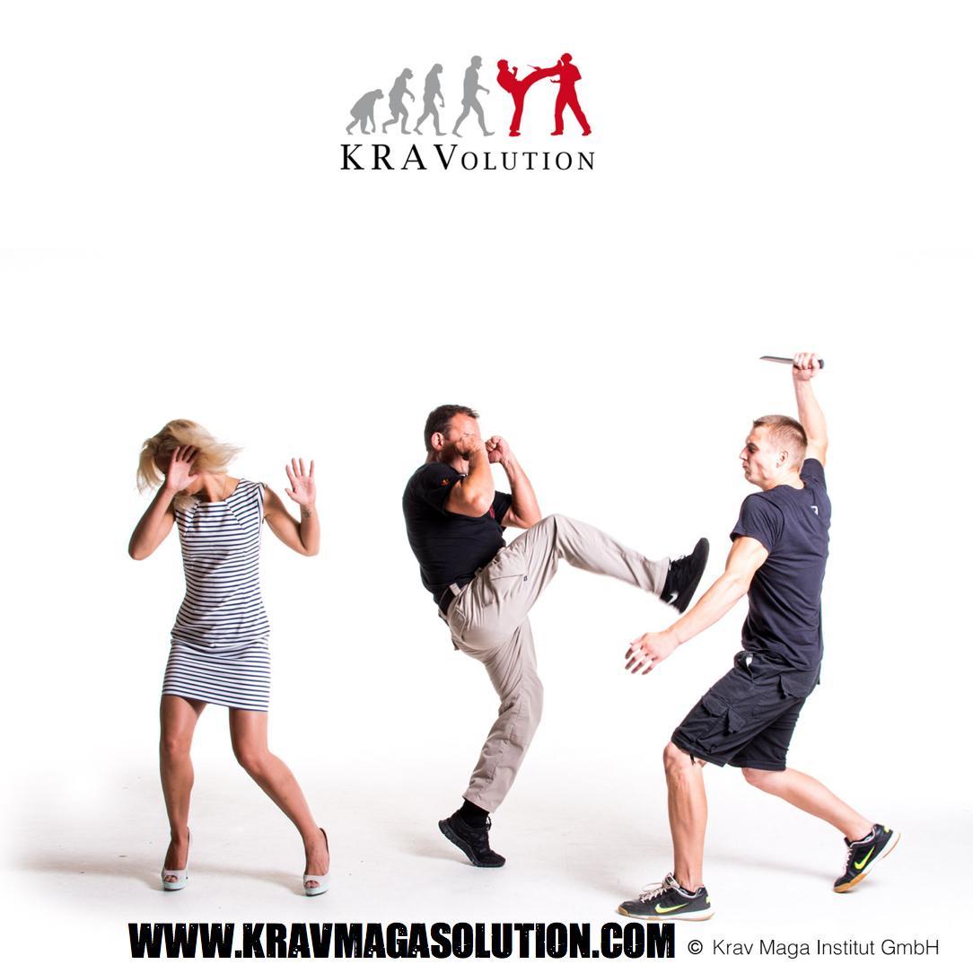 Krav Maga - Self Defense - Free Beginners Trial Class