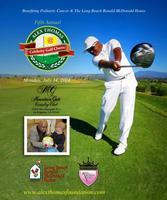 The 5th Annual Alex Thomas Celebrity Golf Tournament...