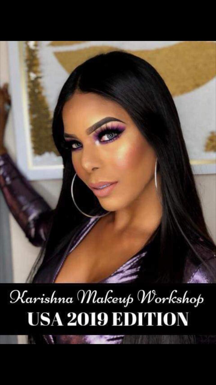 7f0bd27538d Karishna MakeUp Artist Events | Eventbrite