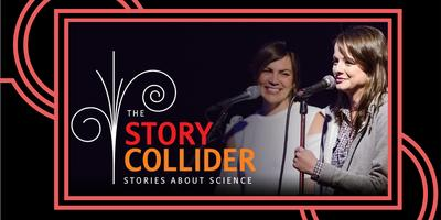 The Story Collider: 9TH ANNIVERSARY SHOW - OLDER......
