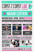 Coast 2 Coast LIVE | Miami Edition 4/30/14