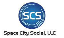 Space City Social logo