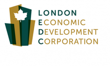 London Economic Development Corporation  logo