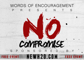 """""""No Compromise"""" Concert (Sponsored by New H2O)"""