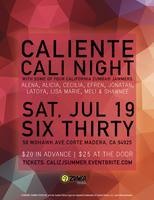 CALIENTE CALI NIGHT || CALI ZUMBA® JAMMER MASTER CLASS