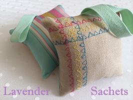 Meet & Make Fiber Salon: Make Lavender Sachets with...