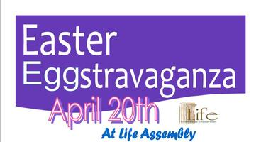 Easter Eggstravaganza!!