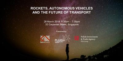 Rockets, Autonomous Vehicles and the Future of...