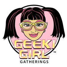 Geeki Girls, Inc. More info at  www.geekigirl.org  logo