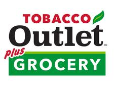 Tobacco Outlet Plus Grocery logo