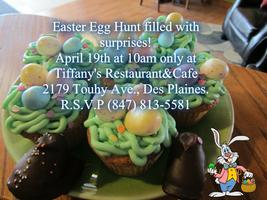 Tiffany's Easter Egg Hunt*Cupcakes...