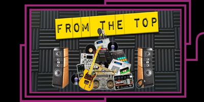 From the Top: Break-Up Jams