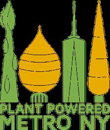 Plant Powered Metro New York logo