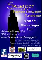 Swagger: A Fashion Show. A Fundraiser.