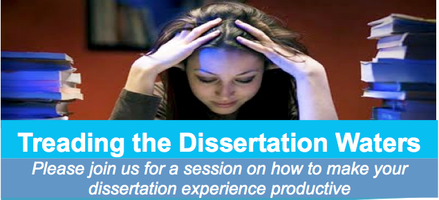 Treading the Dissertation Waters Event
