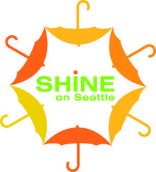 Shine On Seattle logo