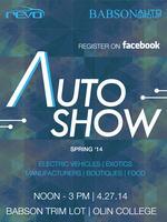 Spring 2014 Auto Show