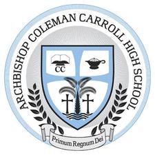 Archbishop Coleman Carroll High School logo