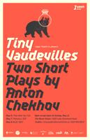 Tiny Vaudevilles: Two Short Plays by Anton Chekhov