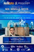 """Social Latino ATX """"Spring Networking Mixer"""" - MIX...."""