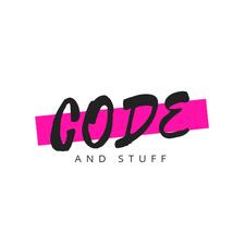 Code and Stuff logo