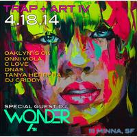 Goza$ Presents: Trap + Art featuring 9th Wonder
