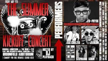 The Summer Kickoff Concert: D-Pryde, Lil' Crazed,...