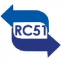 ISA Research Committee 51 on Sociocybernetics logo