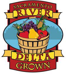 Sacramento River Delta Grown Agri-Tourism Association logo