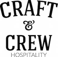 Craft and Crew Hospitality logo